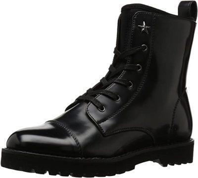 Black PALMYR Combat Boots