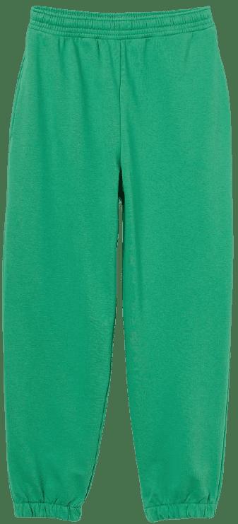 Bright Green Jogger Pants