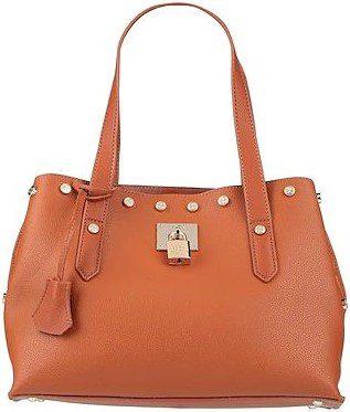 Brown Handbag-V°73