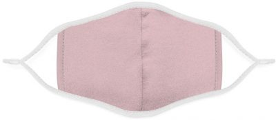 Champagne Pink Protective Mask