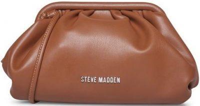 Cognac Bnikki Handbag-Steve Madden
