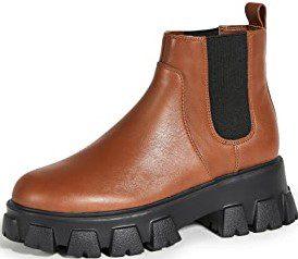Dk Bourbon Packer Chelsea Boots-Villa Rouge