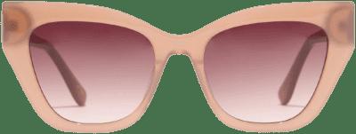 Fawn Ochre Flash Portico Cat-Eye Sunglasses-J.Crew