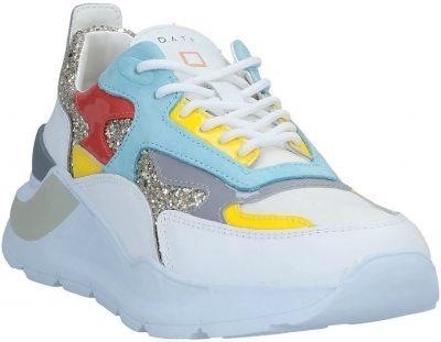 Glitter Multicolor Sneakers-D.A.T.E.