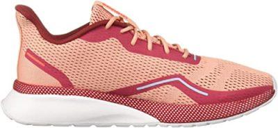 Glow Pink Nova X Running Shoe-Adidas