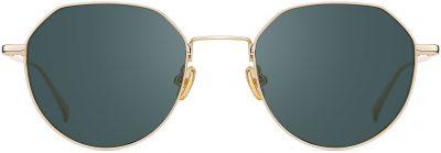 Gold Roel Sunglasses-TIJN Eyewear