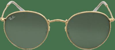 Green Classic G-15 Round Sunglasses-Ray-Ban
