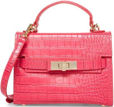 Hot Pink Bdignify Handbag-Steve Madden