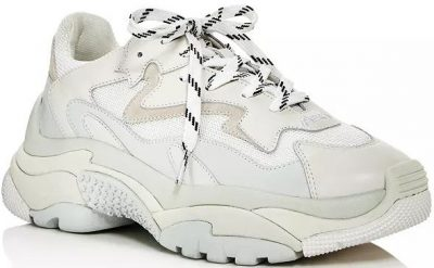 Off White Addict Low-Top Sneakers-Ash