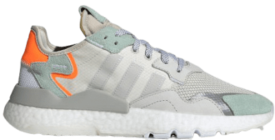 Raw White Nite Jogger Shoes