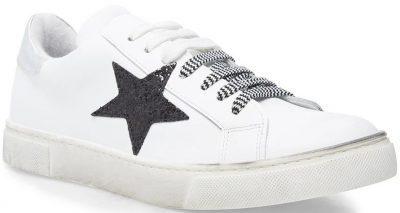 Rubie White Multi Sneaker-Steve Madden