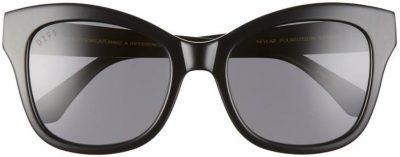 Skylar 55mm Cat Eye Sunglasses-DIFF
