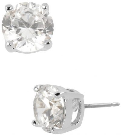 Small Crystal Stud Earring-Kenneth Cole New York