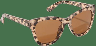 Whisper White Cateye Sunglasses-Loft