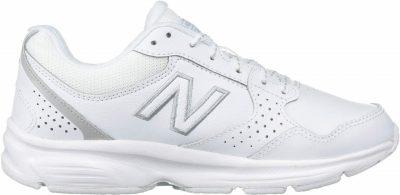 White 411 Sneakers