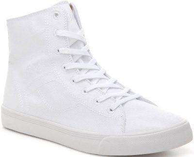 White Cassatta High-Top Sneaker-Pastry