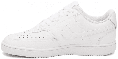 White Court Vision Low Sneakers