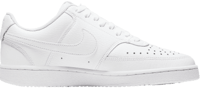 White Court Vision Sneakers