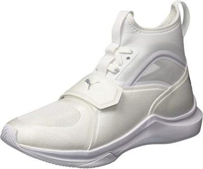 White Phenom Wn Sneaker-Puma