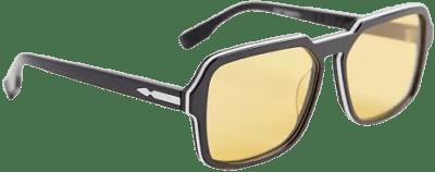 Yellow Cut Twenty Square Sunglasses-Spitfire