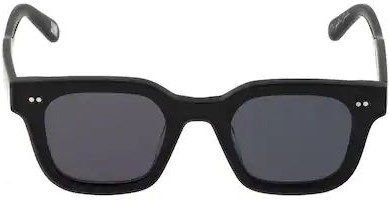 Berry 004 Square Acetate Sunglasses-Chimi