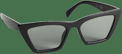 Black Angular Cat Eye Sunglasses-& Other Stories