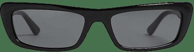 Black Gigi Hadid Acetate Sunglasses-Vogue