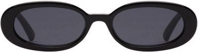 Black Outta Love Sunglasses-Le Specs
