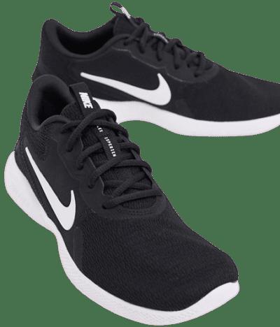 Black Running Flex Experience Trainers-Nike