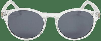 Clear Marvin Round Sunglasses-A.kjaerbede