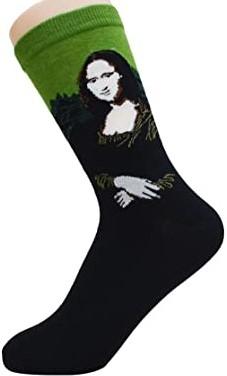 Famous Paintings Printed Socks-SoxEra
