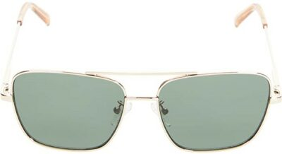 Gold Hercules Sunglasses-Le Specs