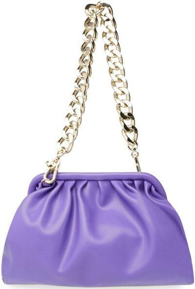 Purple Brevive Handbag-Steve Madden