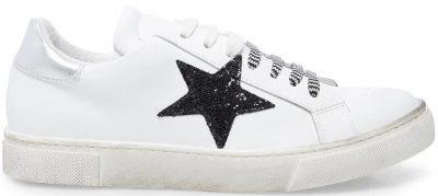 White Multi Rubie Sneaker-Steve Madden