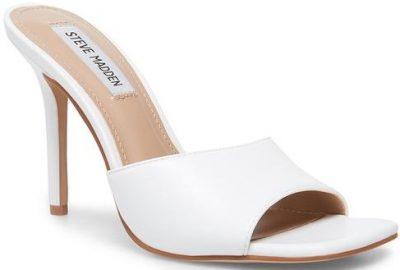White Signal Sandals-Steve Madden