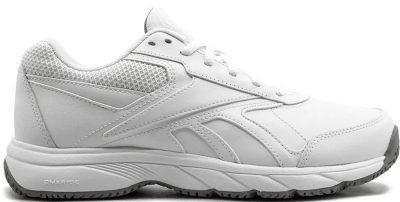 White Work N Cushion 2.0 Sneakers-Reebok