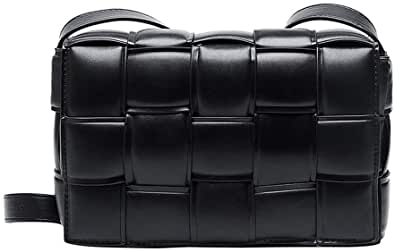 Black Crossbody Handbag-KingTo