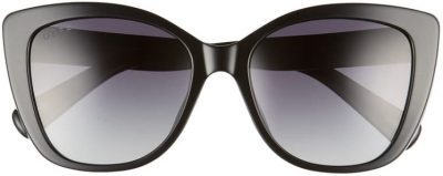 Black Ruby 54mm Polarized Sunglasses-DIFF