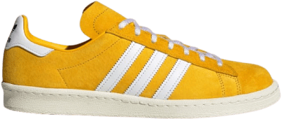 Bold Gold Campus 80s Shoes