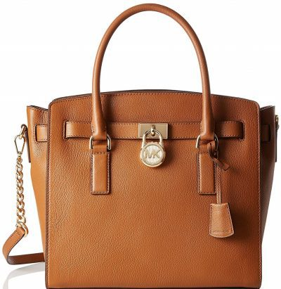 Brown Hamilton Satchel