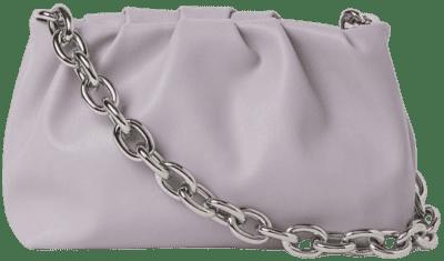 Light Purple Soft Shoulder Bag-H&M