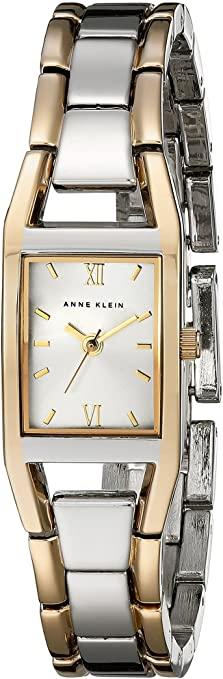 Two-Tone Dress Watch-Anne Klein