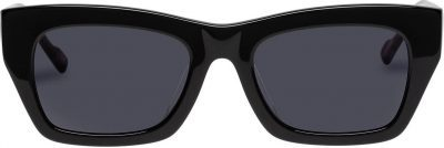 Black Vega Alt Fit Sunglasses-Le Specs
