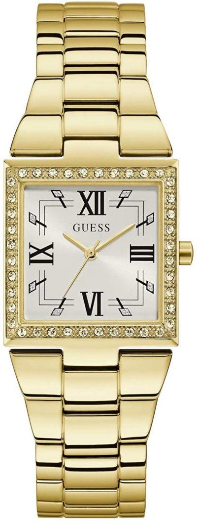 Gold Analog Quartz Watch-Guess