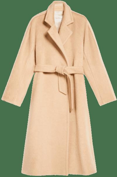 Albino Camel Coat-Max Mara