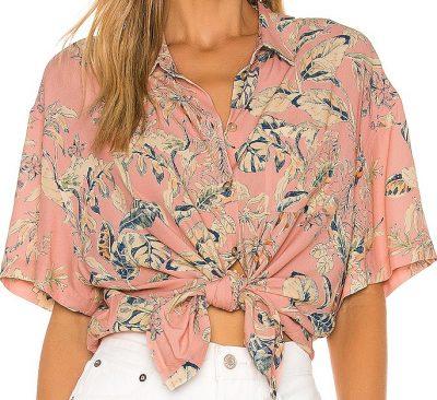 Beach Babe Resort Shirt