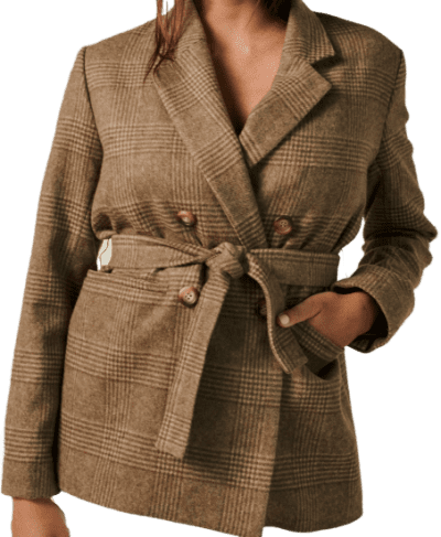Beige Albert Coat
