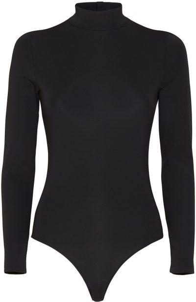 Black Athletix Bodysuit-Redemption
