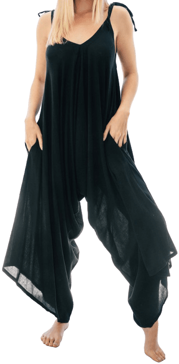 Black Bali Jumpsuit-9seed