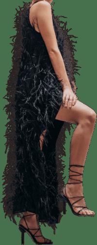 Black Emi Dress-Cult Gaia